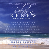 Relax-n-Renew (CD: Meditations & Music!)